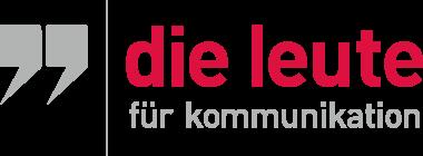 dieleutefürkommunikation Mobile Retina Logo