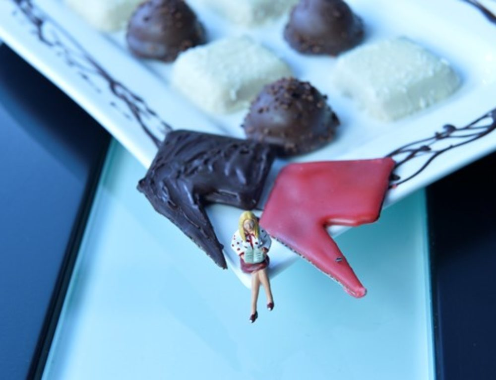 dieleute als Chocolatiers